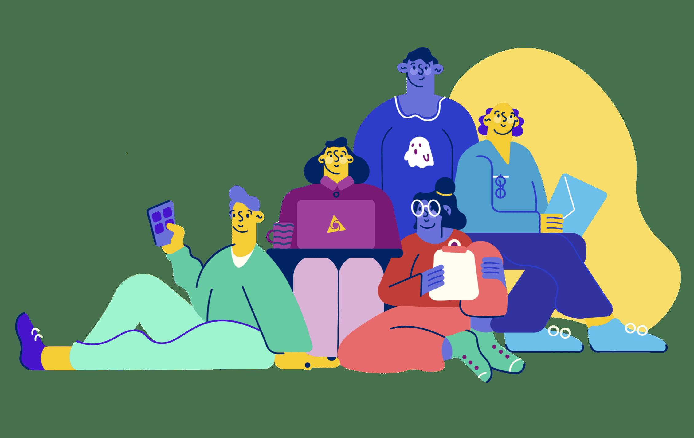 snafu Header illustration