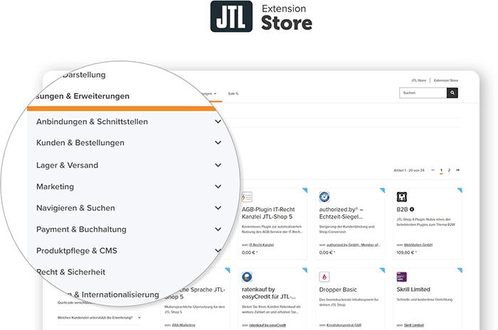 jtl-extension-store
